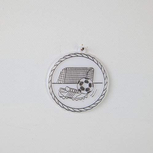 Soccer-silver