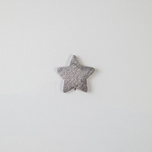 Star Solid-silver small