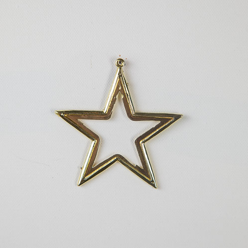 Star Open-Gold Large