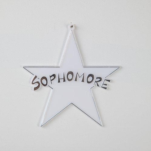Sophomore-silver