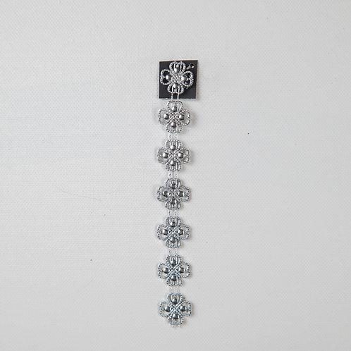 Clover Chain Silver