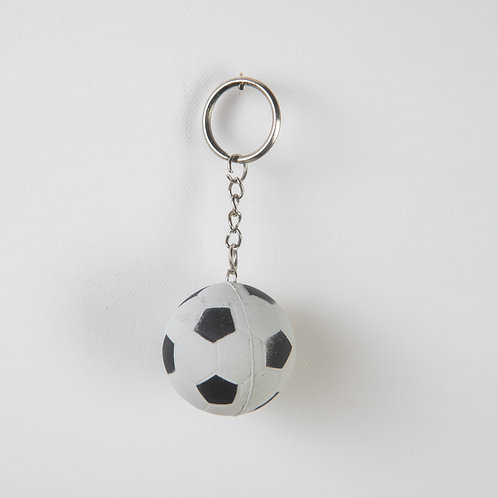 Soccer Ball Keychain-large