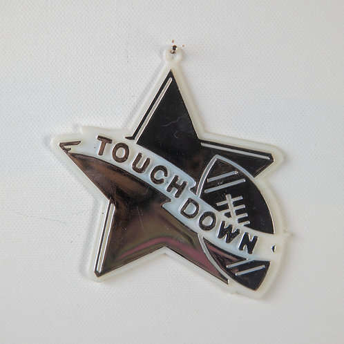 Touchdown Star Football-silver