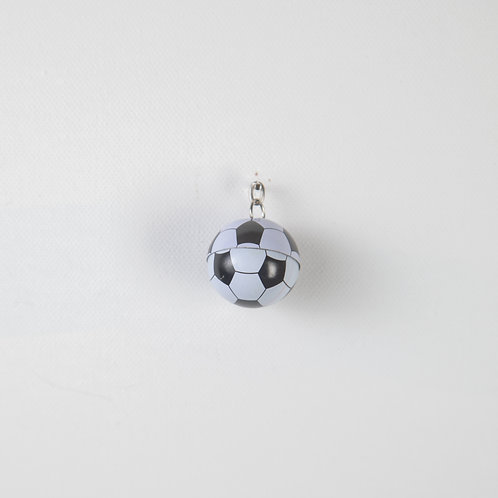 Soccer Ball Keychain-metal small