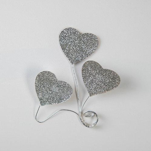 Spray-Heart-silver