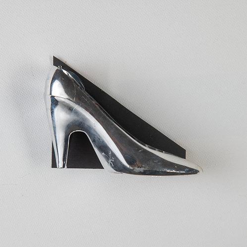 Slipper-silver