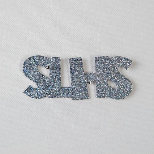 Flat Glitter-SLHS-silver