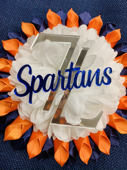 Acrylic 7L and Spartans Combo