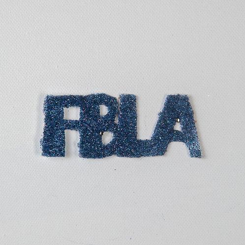 Flat Glitter-FBLA-navy