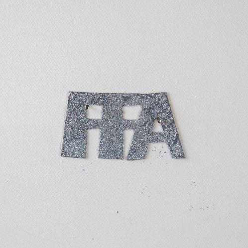 Flat Glitter-FFA-silver