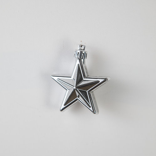 Puff Star-silver