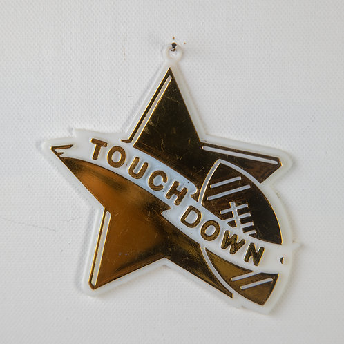 Touchdown Star Football-gold