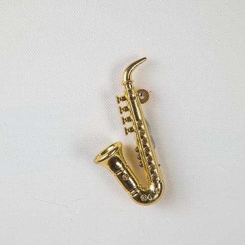 Saxophone-gold