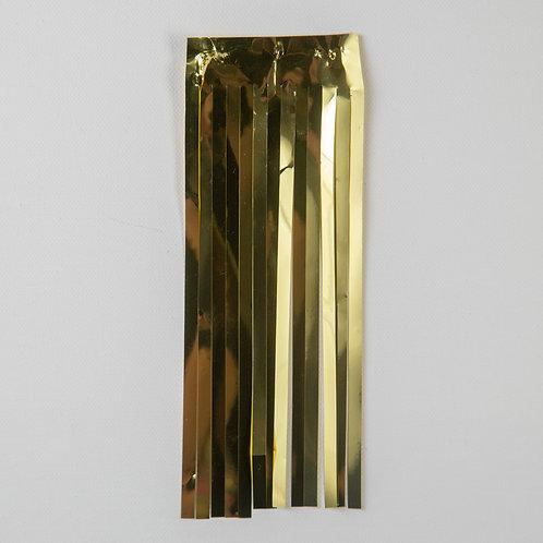 Foil Drain Gold