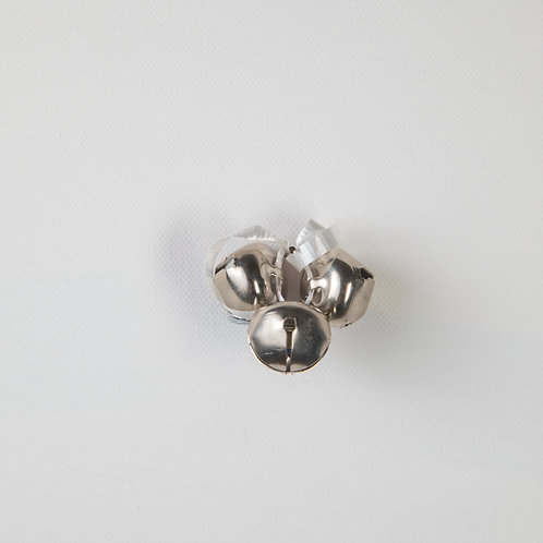 3-Bell Cluster-silver