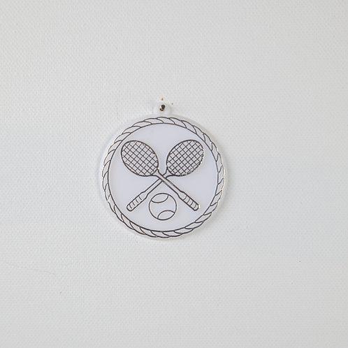 Tennis-silver