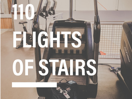 110 Flights of Stairs