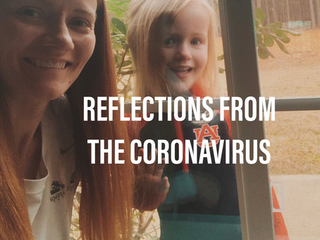 Reflections From The Coronavirus