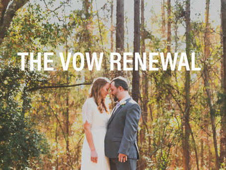 The Vow Renewal