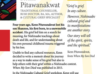 Nishinaabe Cultural Grief Workshop