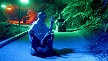 Skyline Rotorua - Night Luge TVC