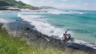Birchy's Coastal Adventure - KTM