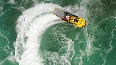 Surf Livesaving Partnership - Yamaha
