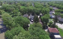 Aerial View - 334 Glenwood