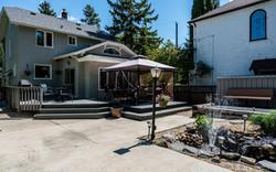 Huge Backyard with Deck
