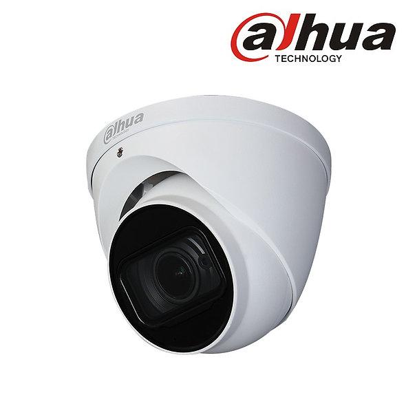 Dôme HDCVI 5MP, vari-focale motorisée 2.7~12mm, micro intégré, 60m