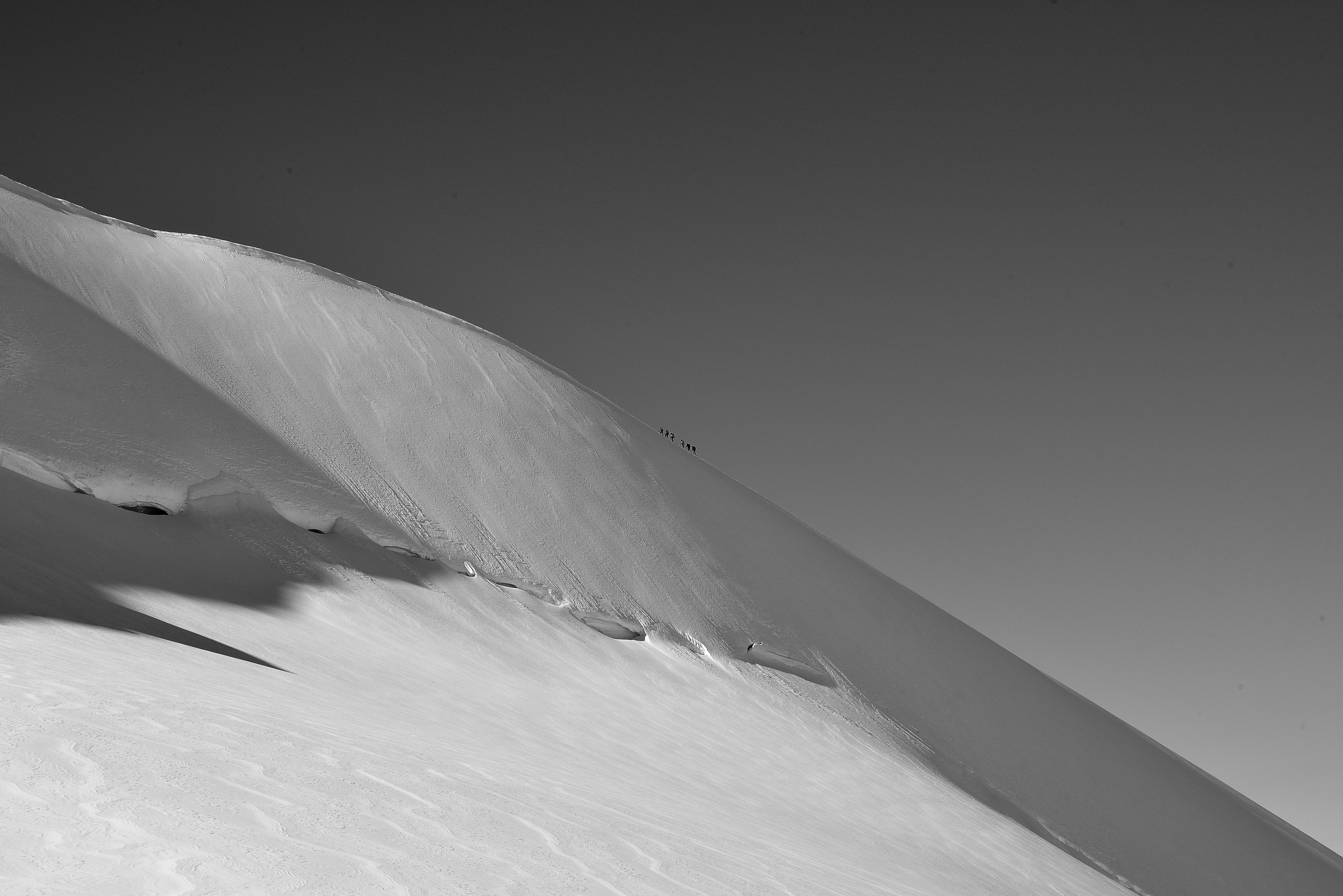 Schneegrat