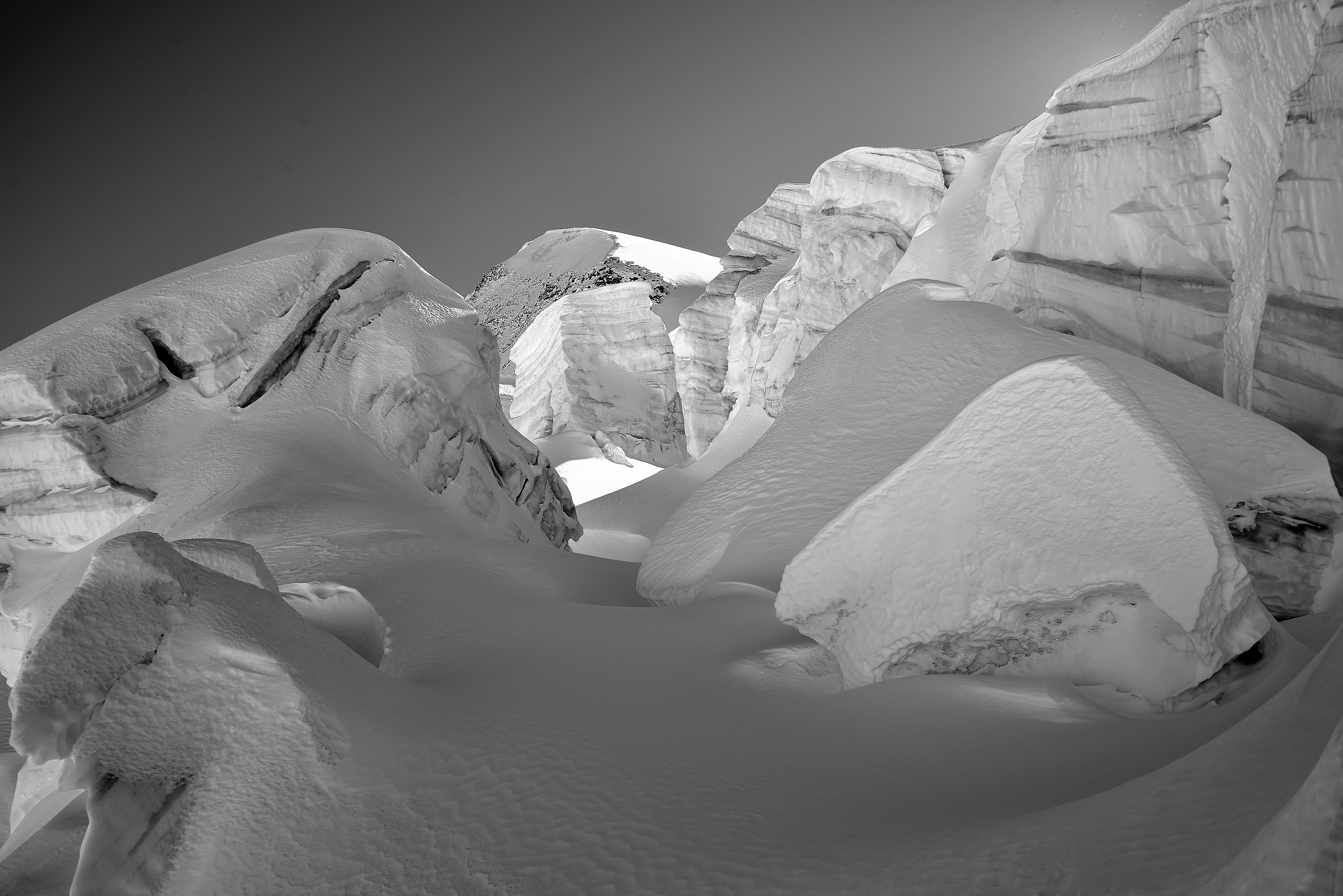 Schwartztor Zermatt