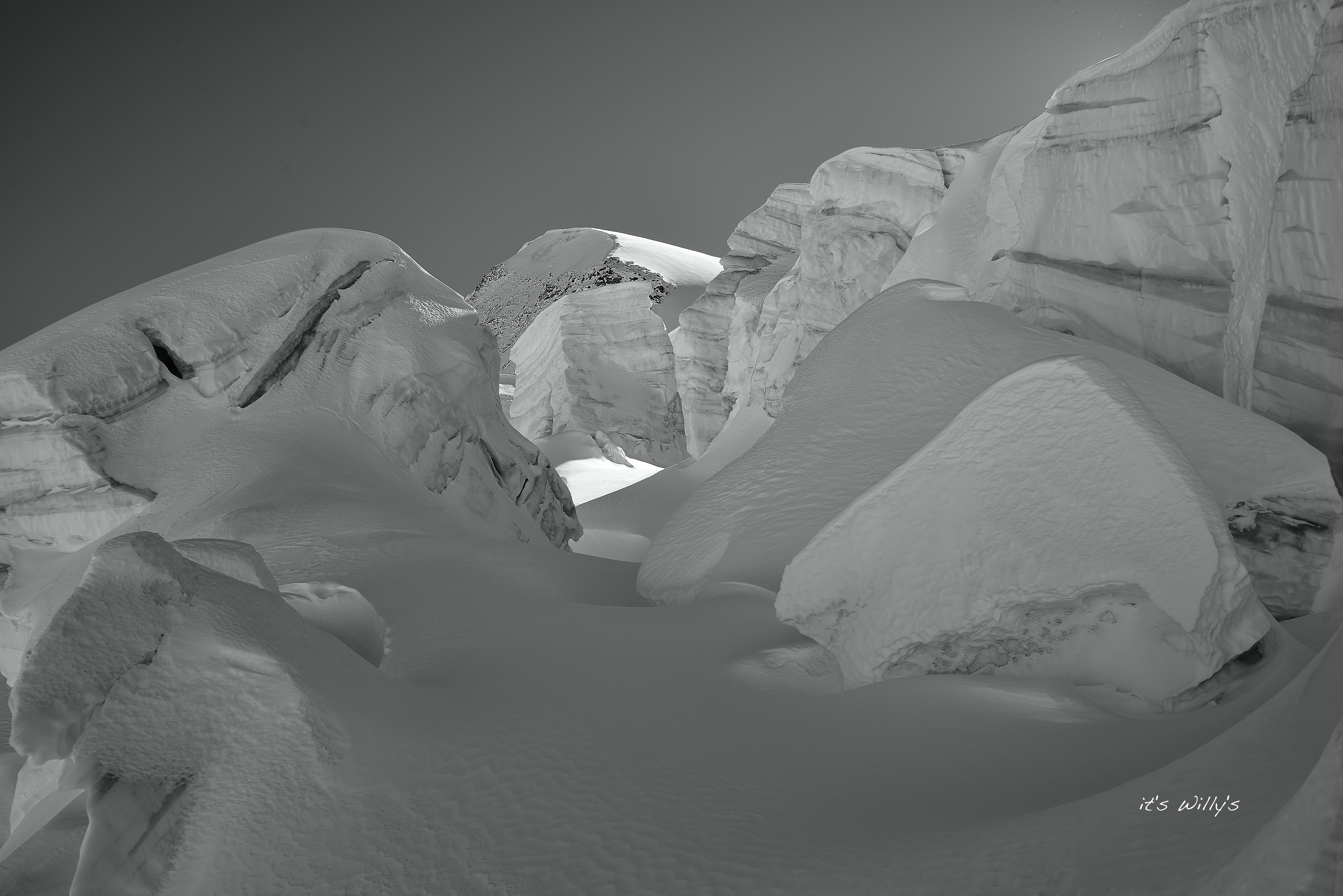 Schwarztor Zermatt