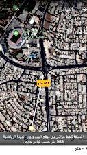 موقع مرتفع خلف فندق القدس
