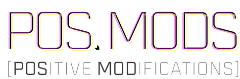 Pos. Mods Positive Modifications Interior Design
