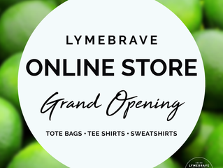 Shop LymeBrave!