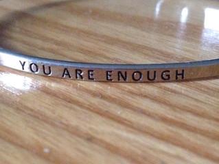 When Enough Isn't Enough
