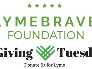 Support LymeBrave This Giving Tuesday!