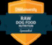 Raw-Dog-Food-Nutrition DNM University Ce