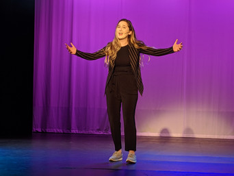 """Heather Youmans performs """"Astonishing"""" from Little Women live in concert."""