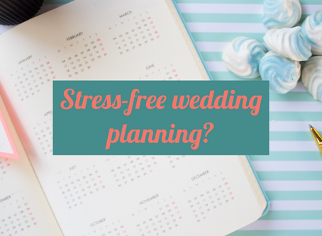 Stress-free wedding planning?