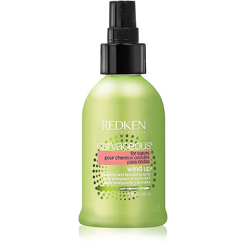 Redken Curvaceous Wind Up For Waves