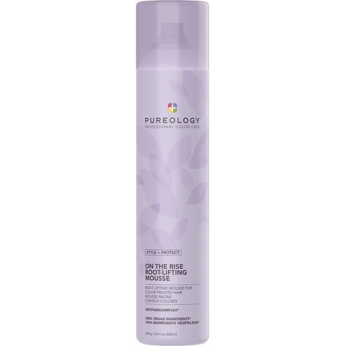 Pureology Style + Protect On The Rise Root Lifting Mousse 11oz