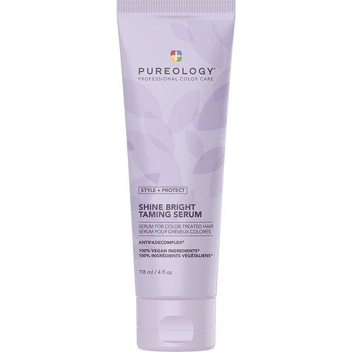 Pureology Style + Protect Shine Bright Taming Serum