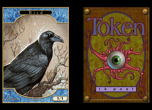 T105 Full Color Bird 1 Token