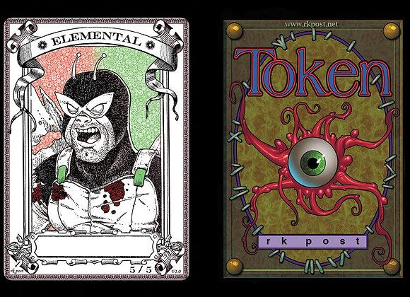 T286 Classic Elemental 13 Token