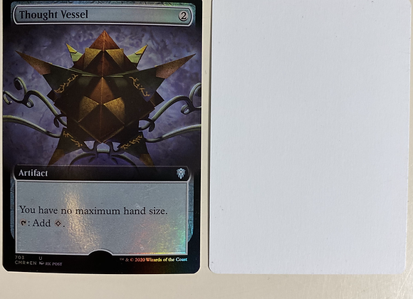 MGAP27 CMR Thought Vessel Foil Extended Art AP