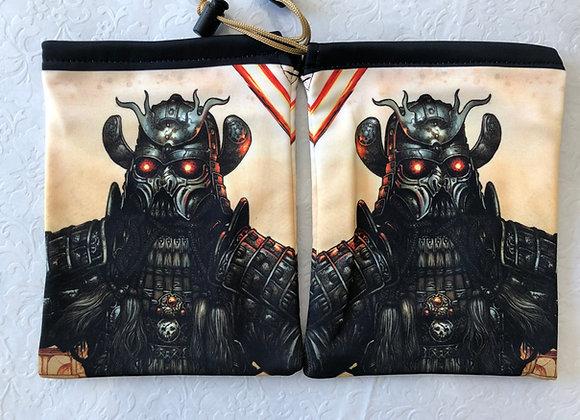 DB129 Samurai Vader Dice Bag