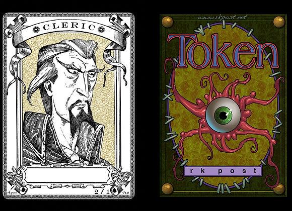 T272 Classic Cleric 1 Token