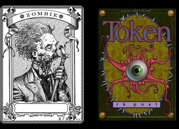 T170 Classic Zombie 3 Token